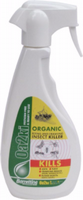 Oa2ki Organic Ant & Insect Killer Trigger Spray 500ml